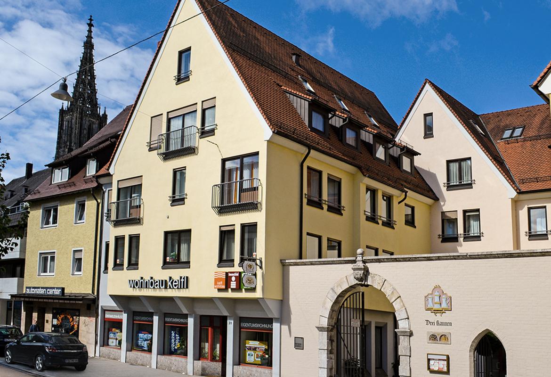 keifl Gruppe Wohnbau & Immobilien in Ulm Qualität und
